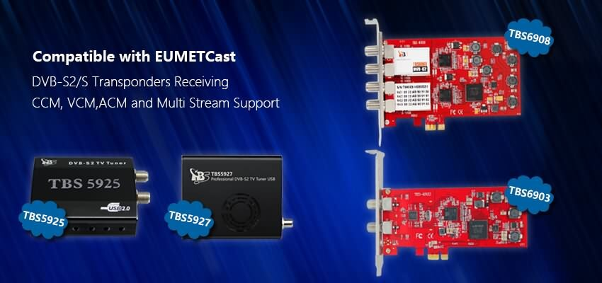 Products for EUMETCast