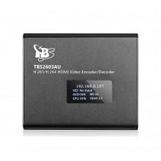 TBS2603au NDI®|HX2 supported H.265/H.264 HDMI Video Encoder & Decoder