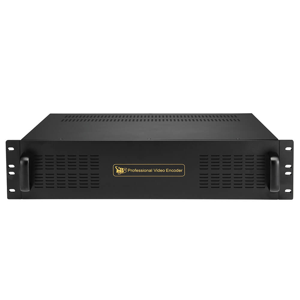 TBS2630ASI professional multi-channel H 265/H 264 HDMI