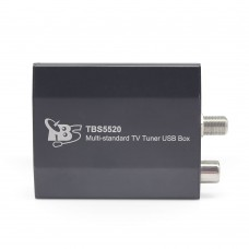 TBS5520 Multi-standard Universal TV Tuner USB Box