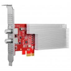 TBS6214 ISDB-T Quad Modulator PCIe Card