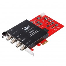 TBS6504 Multi Standard Quad Tuner PCI-e Card