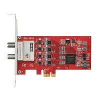 TBS6514 DTMBQuad Tuner PCI-E Card