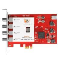 TBS6522 Multi Standard Dual Tuner PCI-e Card