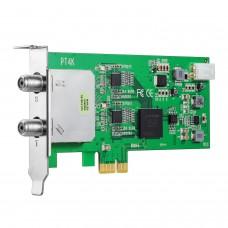 TBS6812/PT4K ISDB-T/S/S3 PCIe Card
