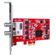 TBS6814 ISDB-T Quad Tuner PCIe Card