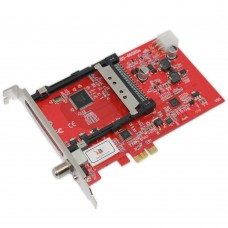 TBS6928SE DVB-S2 TV Tuner CI PCIe Card